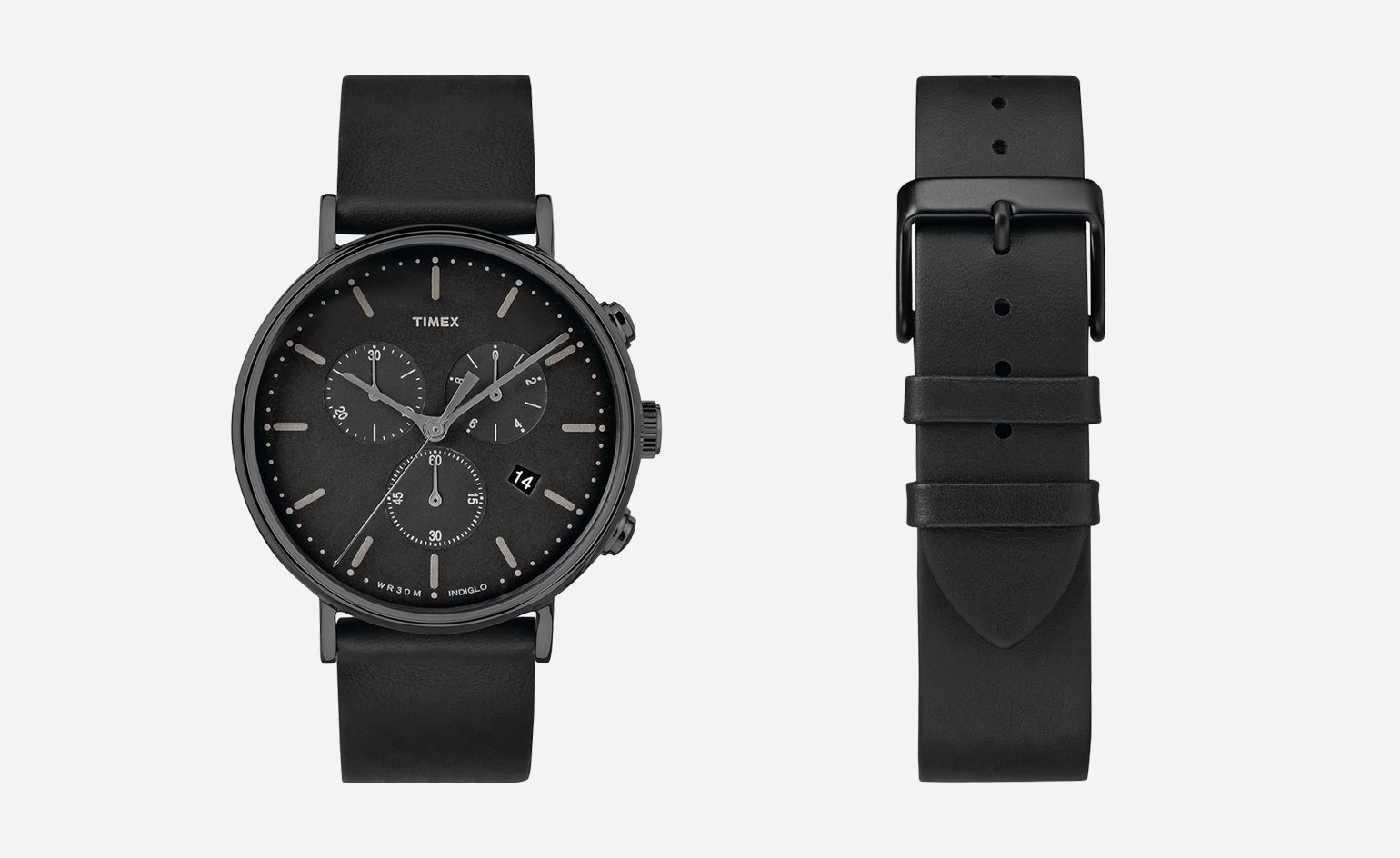 Timex smartwatch with bPay payments chip
