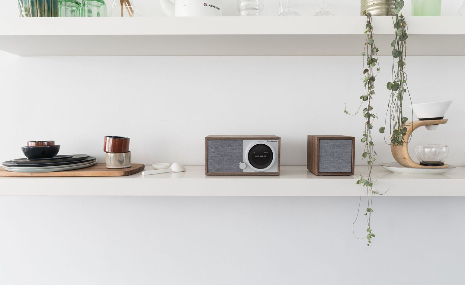 Tivoli audio speaker in a lifestyle setting