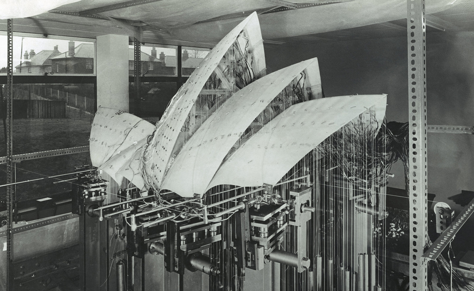 The V Amp A Celebrates The Work Of Ove Arup With A New Show