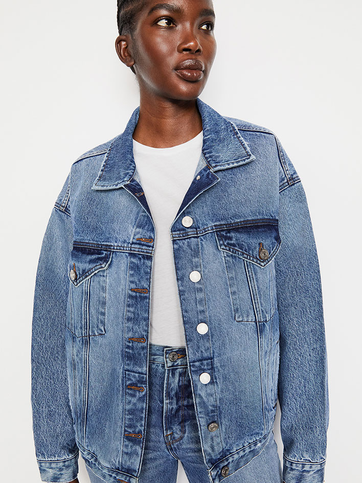sustainable denim Frame capsule collection