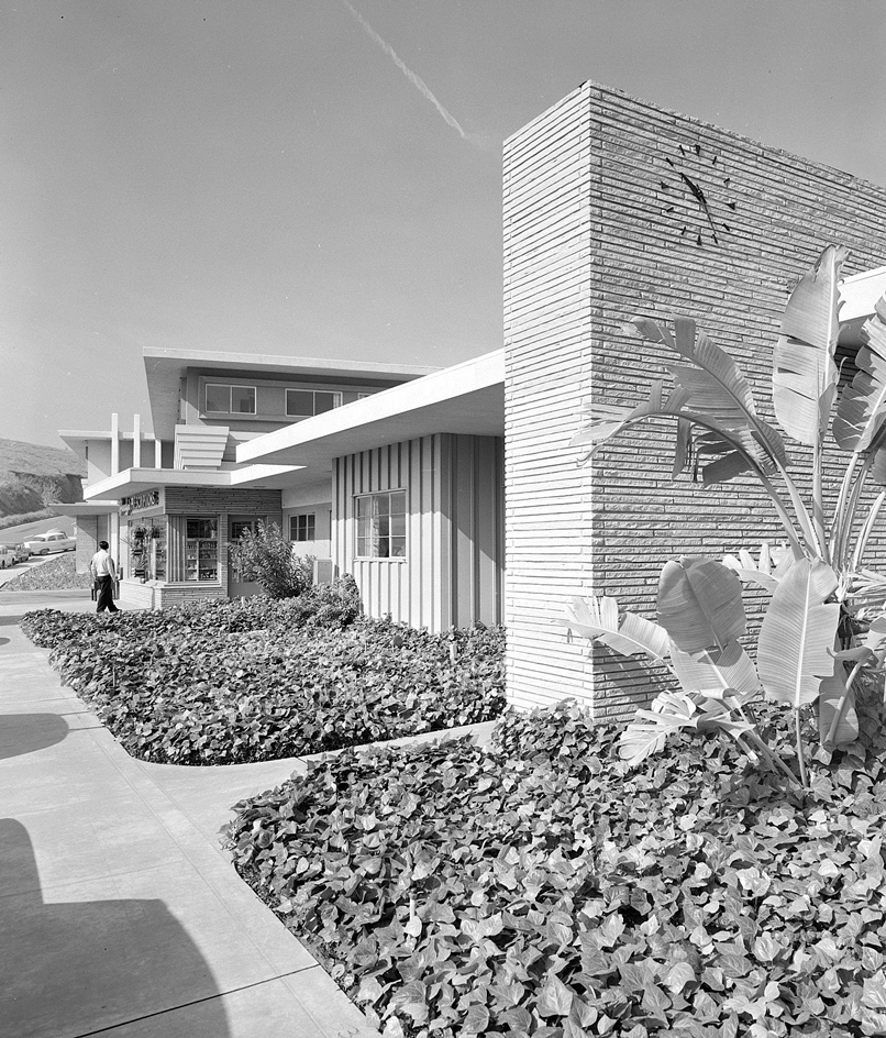 Herbert Burns architecture Palm Springs