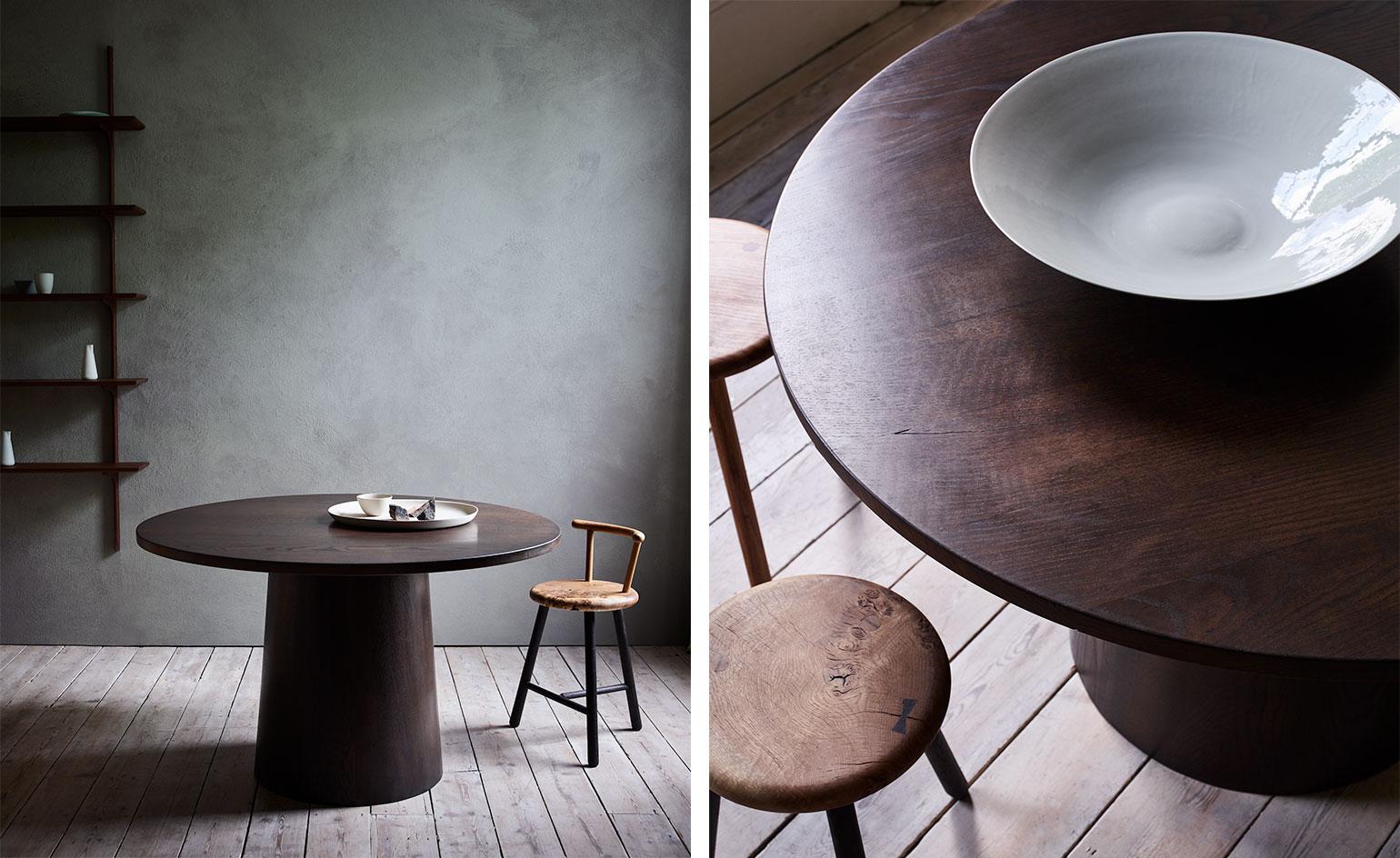 The Wallpaper* dining room: fabulous furnishings for illuminating suppers