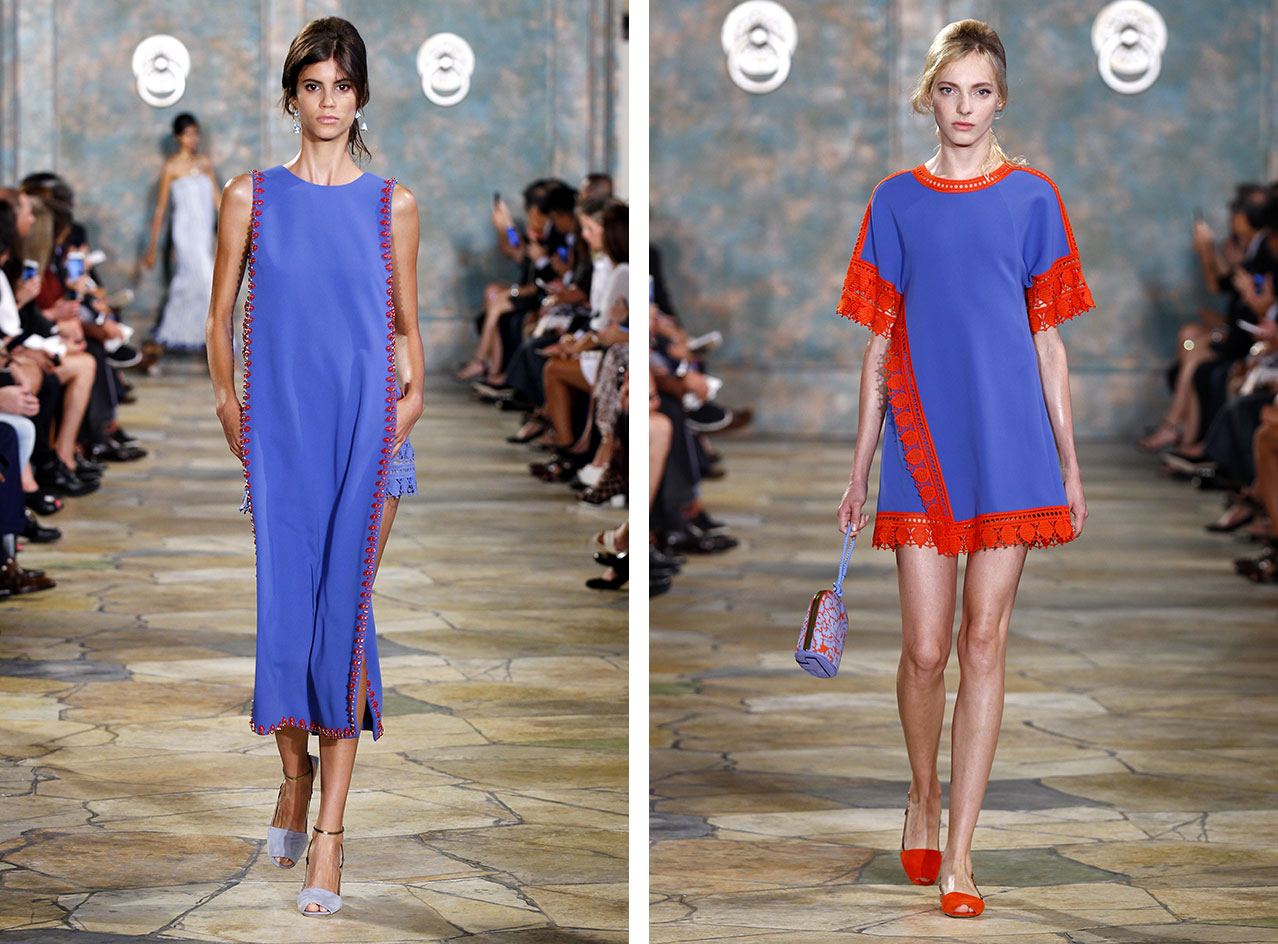 Tory Burch S S 2016 Wallpaper