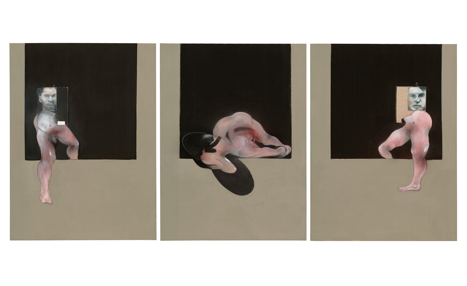 Francis Bacon S Late Paintings On View In New York