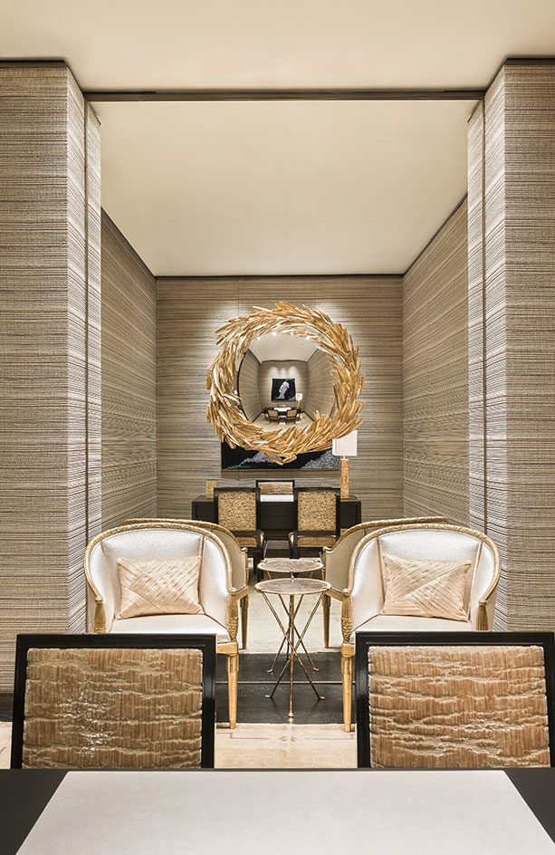 Peter marino designs chanel 39 s new bond street boutique for 108 new bond street salon