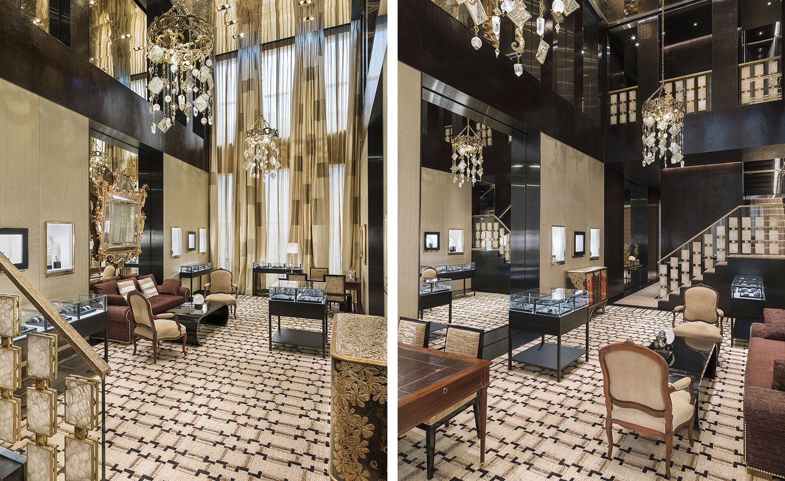 Peter Marino Designs Chanel S New Bond Street Boutique