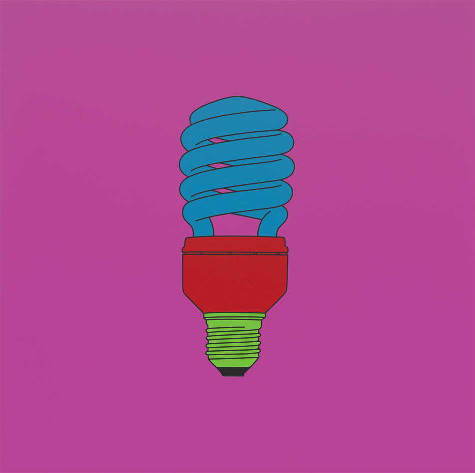 Michael Craig Martin At The Serpentine Wallpaper