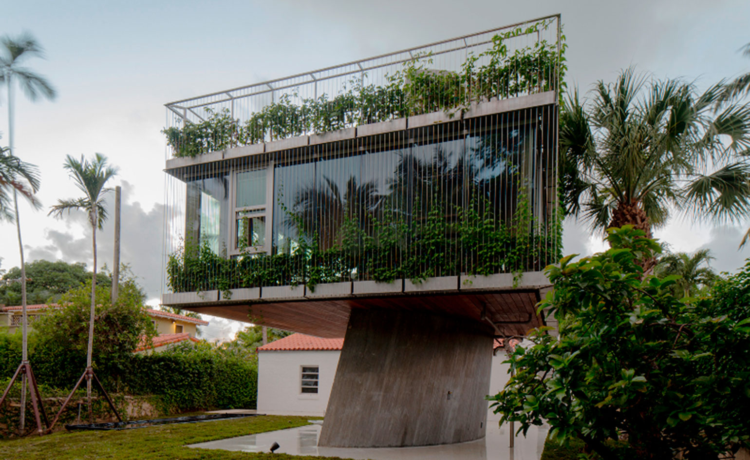 Christian Wassmann 39 S Latest Build In Miami Wallpaper: architect florida