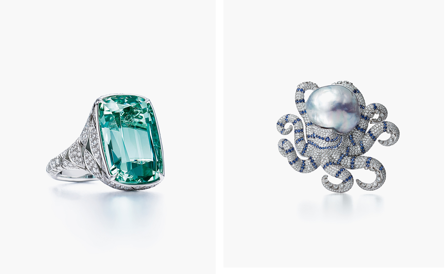 Watches And Jewellery Tiffany And Co Unveils Dazzling Blue Book Collection 2016 2016 Tiffany Jewelry