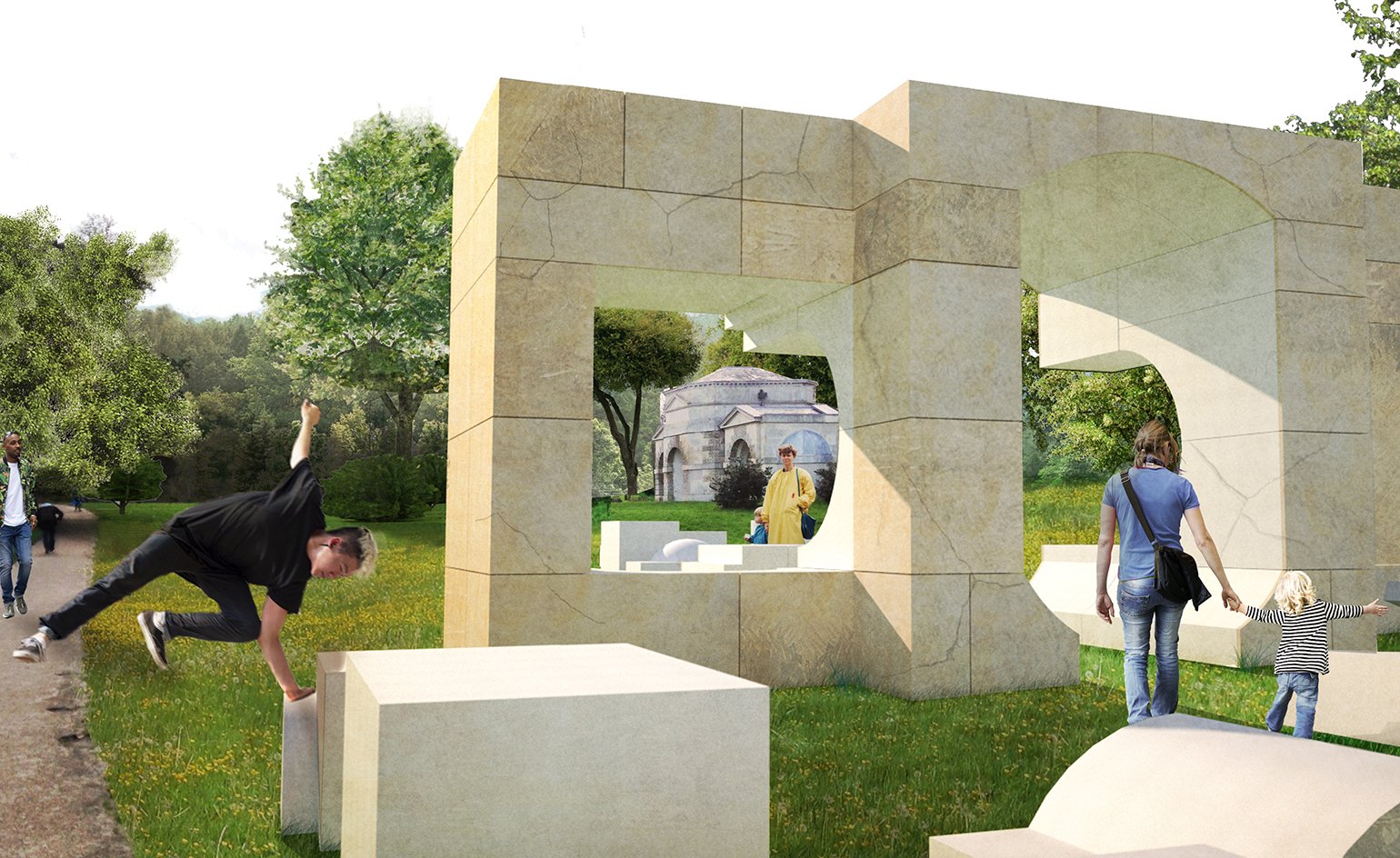 Serpentine pavilion unveils big designs plus summer houses wallpaper - Summer house plans delight relaxation ...