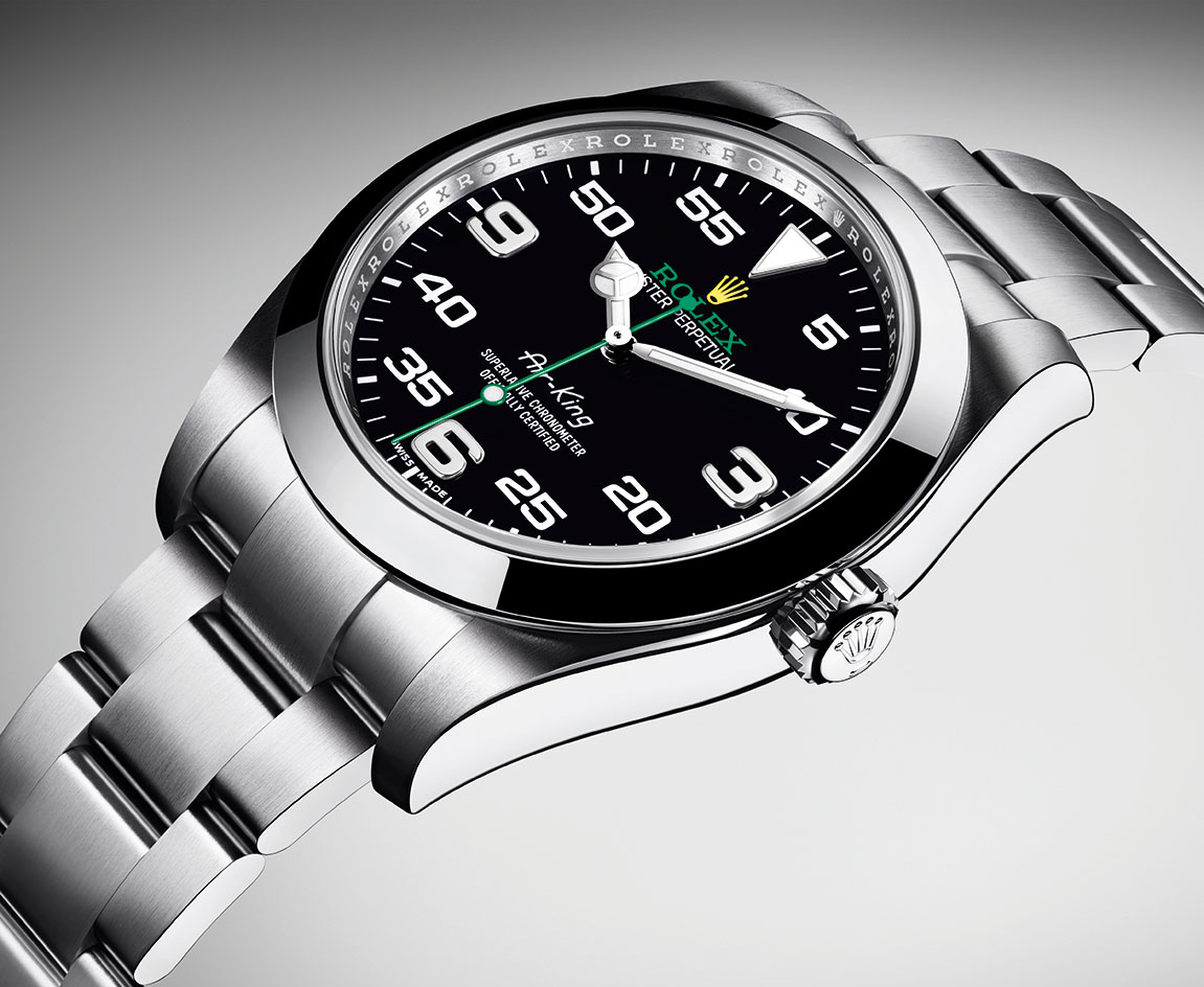 Rolex introduces the Oyster Perpetual Air-King