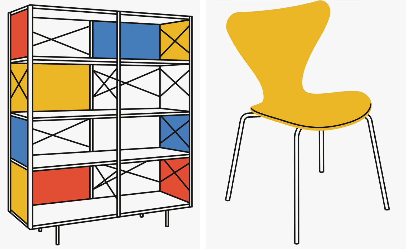 Thames & Hudson's Mid-Century Modern collections | Wallpaper*