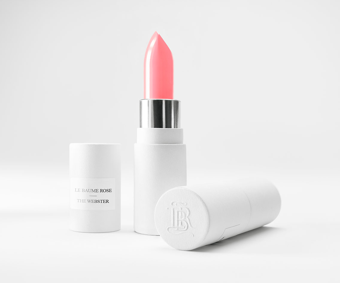 Le Baume Rose, from Le Bouche Rouge, launched at The Webster in New York is a sustainable cosmetics brand