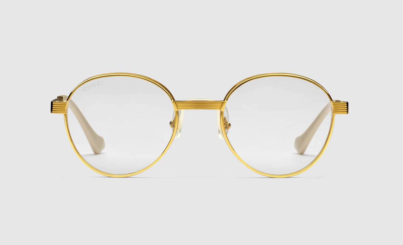 Fashion trends 2021 glasses by Gucci