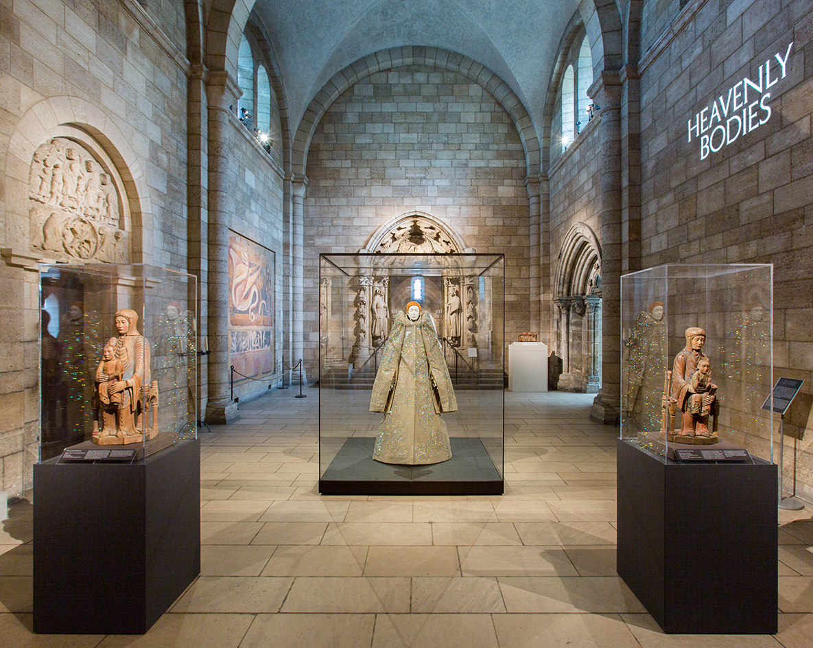 fashion exhibitions at The Met Heavenly Bodies