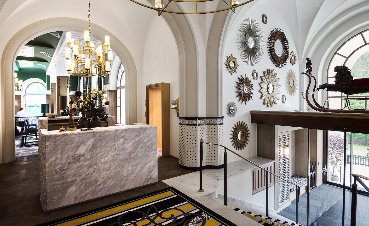 Hotel Walther Gets An Art Led Makeover Marking 110 Years