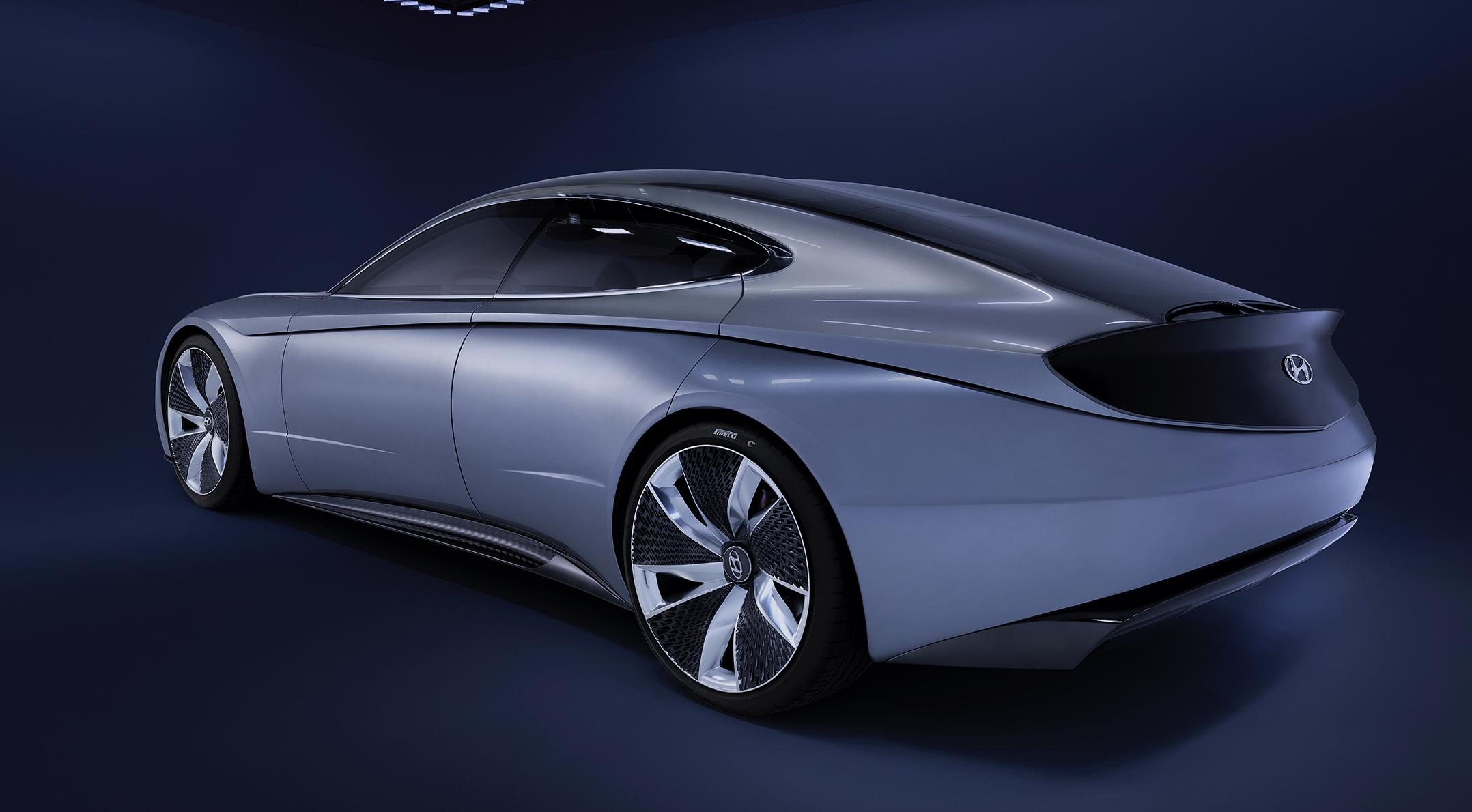 Poetry In Motion Hyundai S New Concept Car Le Fil Rouge