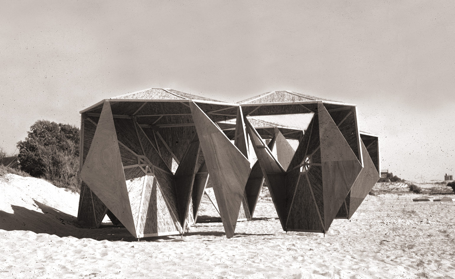 The extraordinary career of israeli architect alfred for Idf architecture