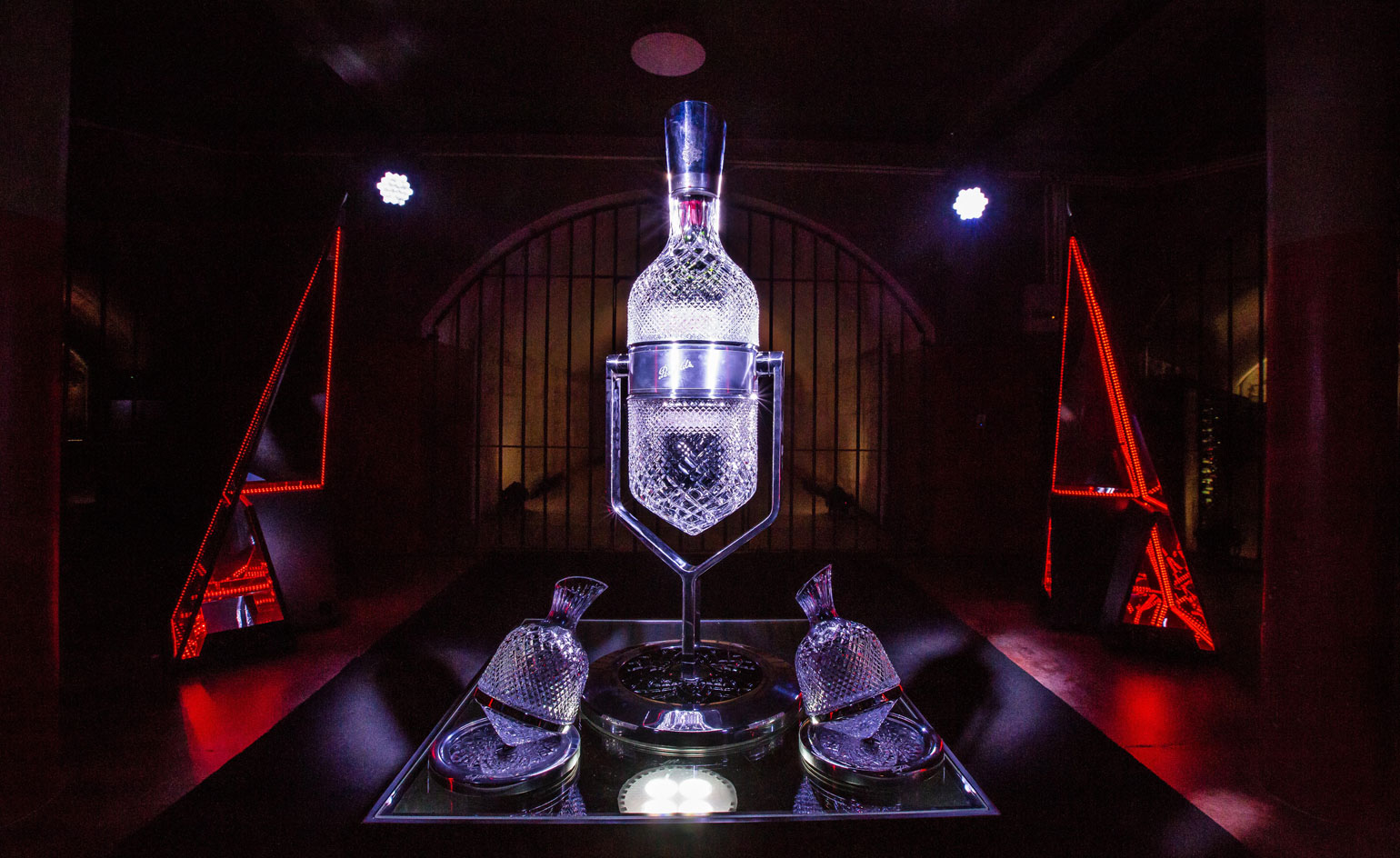 penfolds and saint louis collaborate on a serving ritual