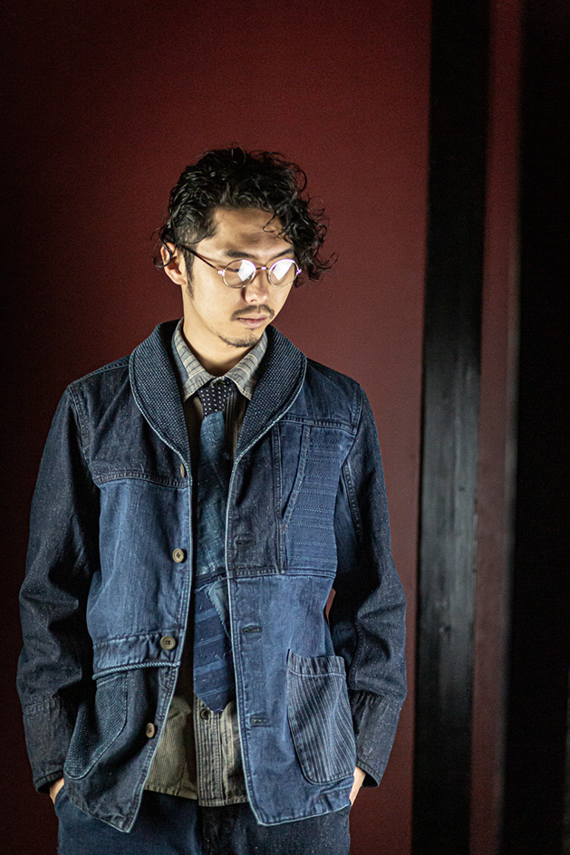 Craft Koromo Kyoto jacket and shirt