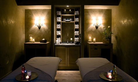 Hammam At The Gstaad Palace Spa Wallpaper Magazine