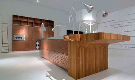 The U0027Soul Of The Homeu0027 Kitchen By Haberli For Schiffini