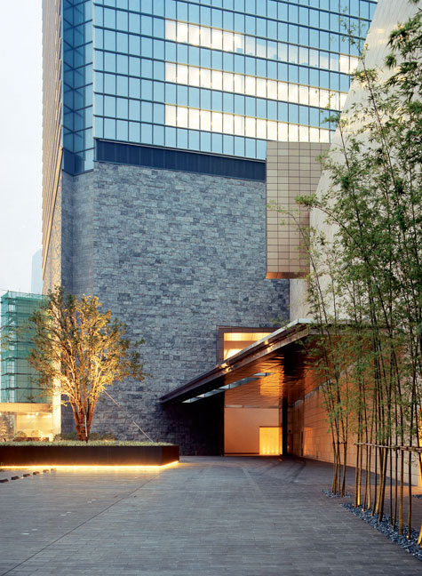 Park Hyatt Shanghai Travel Wallpaper Magazine