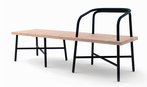 TBC, Or Table, Bench, Chair, Is Furniture Design Condensed It To Its Very  Simplest Form. Produced For Established And Sons And Designed By Sam Hecht  For ...