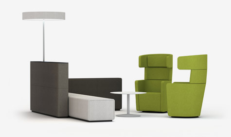 New Office Furniture By Pearson Lloyd Wallpaper