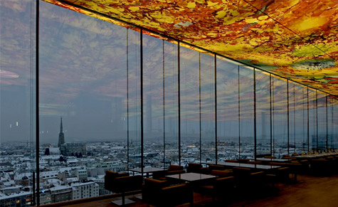 Sofitel Stephansdom In Vienna By Jean Nouvel Wallpaper