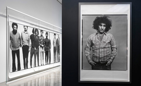 Richard Avedon Murals And Portraits Exhibition At