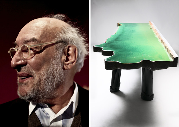 a biography of gaetano pesce the italian architect In this video from crane tv, italian architect and designer gaetano pesce talks about his philosophy of art and architecture as an expression of reality.