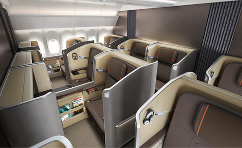 Aircraft Interior S Gallery Pletion