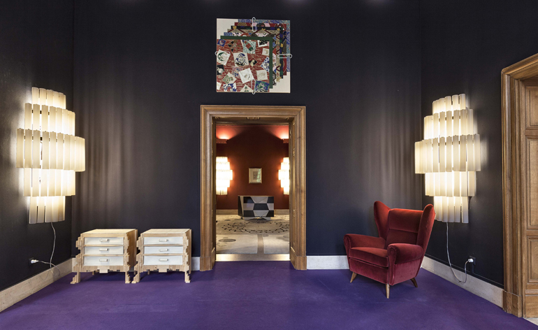 SPOT 2013: a bold new 'residential gallery' curated by Nina Yashar, Daniele Balice & Giò Marconi | Wallpaper*