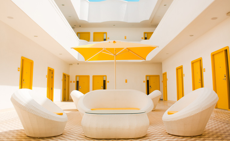 Designers reinvent low-cost travel in a new crop of hotels ...