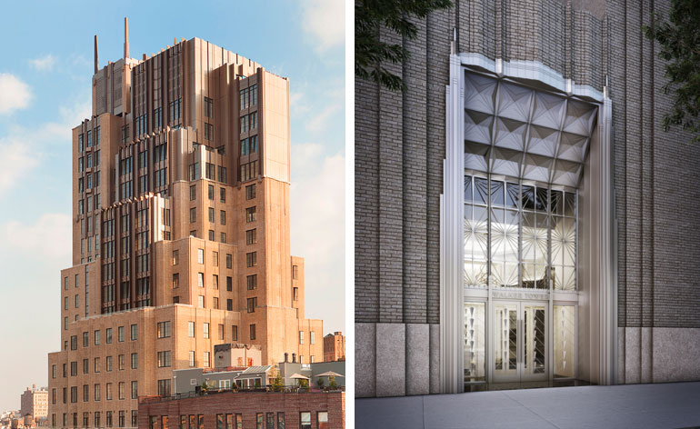 New York S Iconic Walker Tower Gets A New Lease Of Life