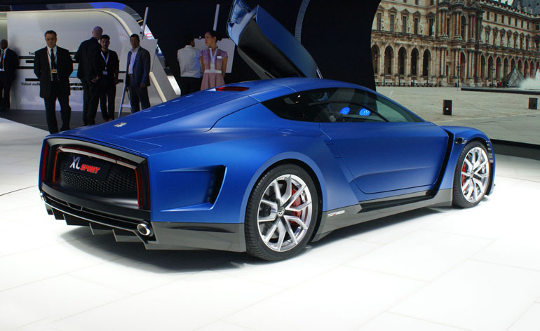 Paris Motor Show 2014 The Best New Launches And Concept Cars