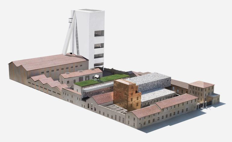Fondazione Prada gears up towards the opening of its new OMA ...