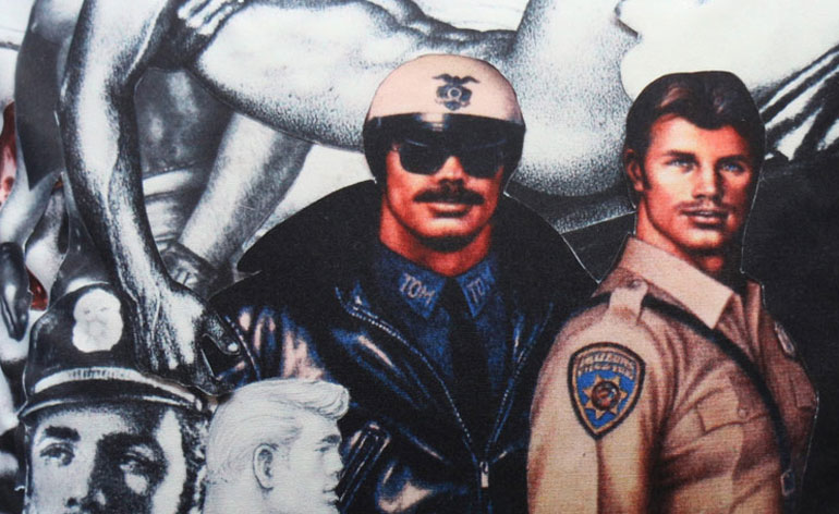 Macho Man Tom Of Finland Is Latest To Join Henzel Studio