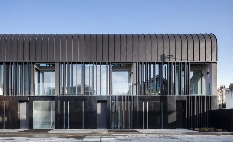 Modern Mews: ODOS Architects Create A Trio Of Luxury Homes In Ireland |  Wallpaper*