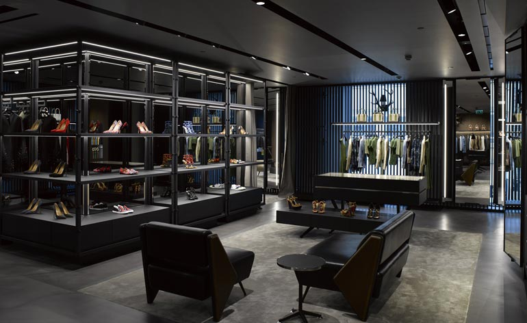 The Caten Twins Shake Up London 39 S Savile Row With A New Dsquared2 Flagship And Design Studio