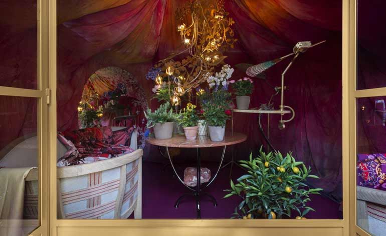 Garden of wonders creates a feast for the nose and eyes in for Garden design fest 2014