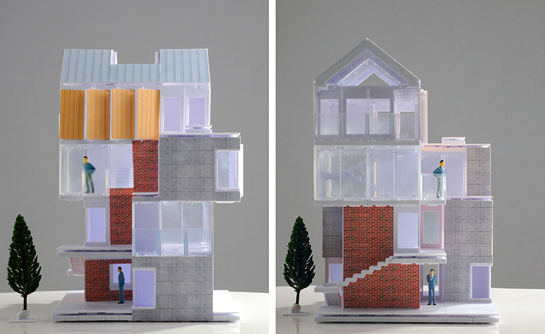 Model Made Arckit The Game Changing Architectural Kit Goes Stateside