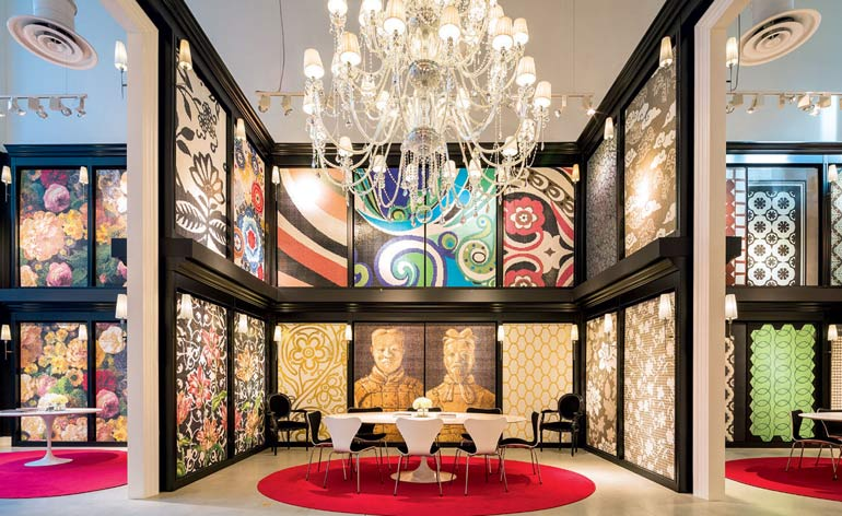 High Style Bisazza Unveils Monumental New Chelsea
