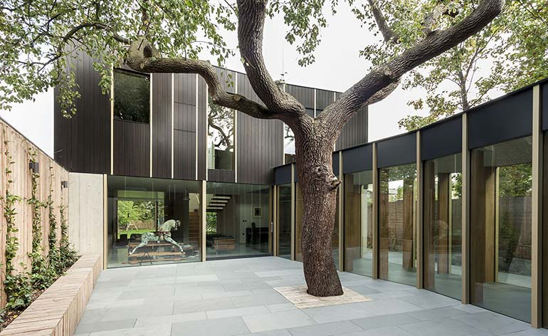 Fruits of ones labour Edgley Designs Pear Tree House
