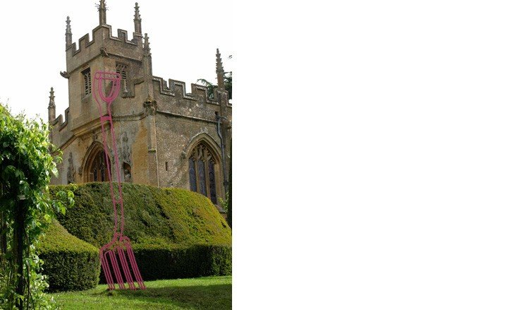 Artists Playground Sudeley Castle Wallpaper