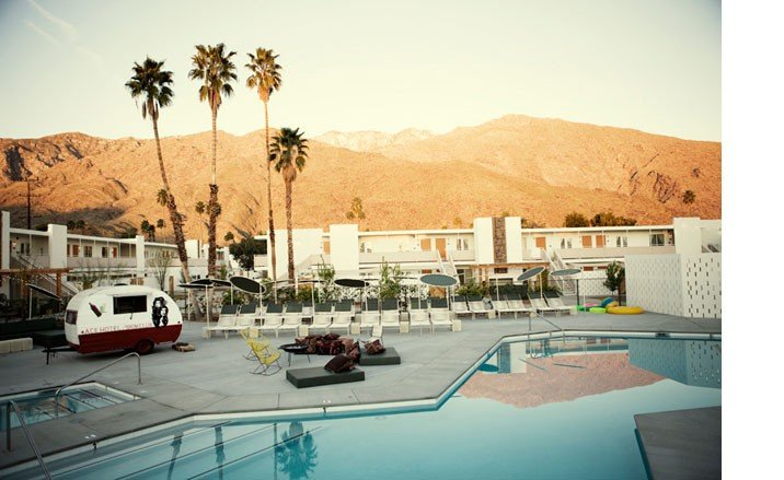 Ace Hotel Palm Springs Wallpaper
