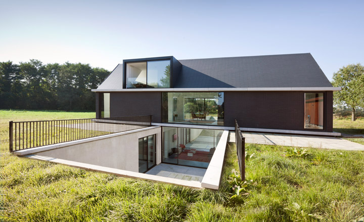 Modern Homes Of Holland Home