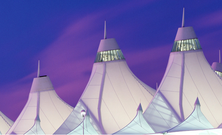 Now Boarding Fentress Airports And The Architecture Of