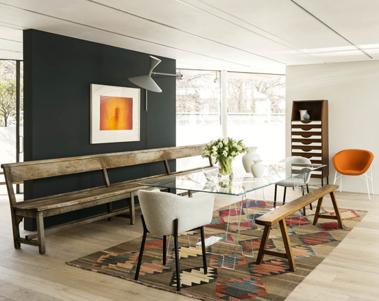 the conran shop unveils a new look for its marylebone. Black Bedroom Furniture Sets. Home Design Ideas